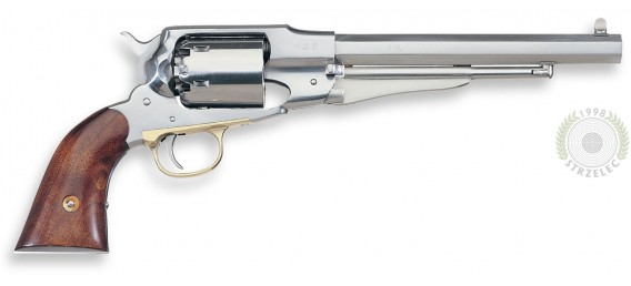 "Remington New Army 1858 8"" White Finish"