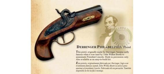 Derringer Philadelphia