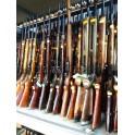 Duży wybór broni używanej